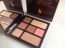 JUST CHARLOTTE TILBURY INSTANT LOOK IN A PALETTE BEAUTY GLOW LTD EDT BRAND NEW