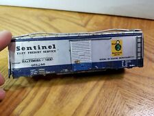 U4 Ho Scale Train Sentinel Baltimore and Ohio B&O 466286 Rare but needs work