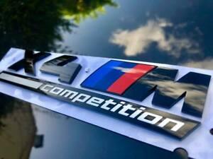 Logo X4 M Pack Competition Original F26 G02 X4M Badge 51148077611