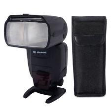 Shanny SN600SN Master Flash Speedlight High Speed Sync 1/8000s GN60 for Nikon