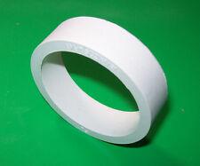 "WHITE Pinball Machine Flipper Rubber Ring For 3"" Size Bats Bally Gottlieb Stern"