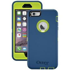 OtterBox Defender Case for iPhone 6+/6s Plus - Blue/Lime Green