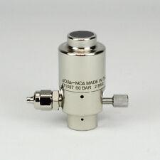 AQUA-NOA CO2 Druckminderer Nano Einweg mit Feinnadelventil Neu