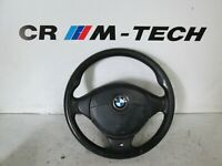 BMW E36 M3 3.2 evo Leather steering wheel 316 318 318is M3 323