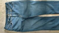 Women's Nine West Blue Jeans Sz 10