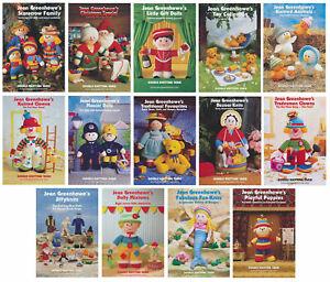 Jean Greenhowe Knitting Books Double Knit DK