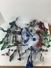 Huge Lego Bionicle Lot.From 2000 And Later. Vintage With Instruction Books