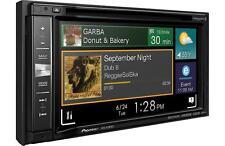 Pioneer AVIC-6200NEX Double 2 DIN DVD/CD Player GPS Bluetooth HD Radio CarPlay