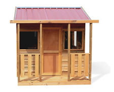 Cubby House - Wooden - CABIN - order now for Christmas