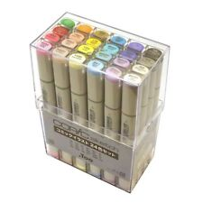 NEW Copic offical marker Sketch Comic Illustration 24 color set Marker Pen