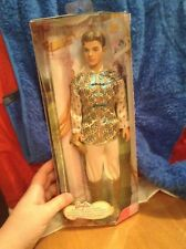 Barbie Rare Three Musketeers Doll