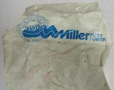 MILLER FLUID POWER Piston T Wear Ring Teflon P/N: 052-WR005-400-25