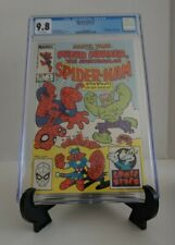 Marvel Tails #1 CGC 9.8 1st appearance of Peter Porker, Spectacular Spider-Ham