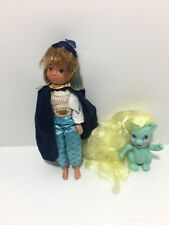 Vintage Lady Lovely Locks Baby Dragon Sweetcurl & Prince StrongHeart Doll TCFC