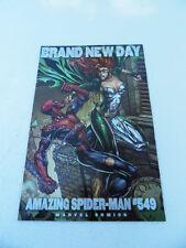 Amazing Spider-man  549. D. Finch Variant - Marvel 2008 - VF / NM