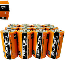 12 Duracell C Size batteries Alkaline 1.5V Industrial Procell LR14 MN1400 EX2022