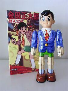 SHOTARO KANEDA (JIMMY SPARKS) TETSUJIN 28. BILLIKIN SHOKAI. TIN WIND UP. 1997