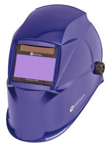 Weldclass Promax 350 Blue Auto Welding Helmet 05314