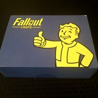 Fallout Loot Crate Brotherhood Of Steel Crate #4 COMPLETE Size L Shirt