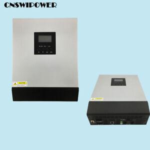 Hybrid Solar Power 3000VA2400WPWM/MPPT 5000VA4000WPWM/MPPT Homage Inverter