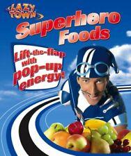 LazyTown: Superhero Foods