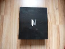 Schicke Stiefel, Unützer, Lammfell ,schwarz, Echtleder, Gr. 41, neu,