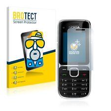 2x Protector Pantalla Mate para Nokia C2-01 Película Protectora