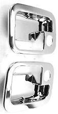door handle covers(2) exterior plastic 2006-16 Kenworth W900 T800 T660 T2000