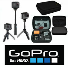 GoPro AFTTM-001 SHORTY EXTENTION POLE MONOPOD + HARD CASE For GOPRO HERO 5 BLACK
