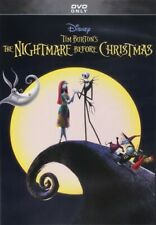 The Nightmare Before Christmas [New DVD] Anniversary Ed, Repackaged