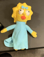 "TOY FACTORY The Simpsons MAGGIE SIMPSON Plush Doll 12"" 2016 #369X005"