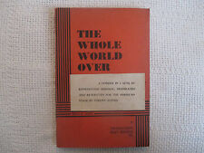 1947 The Whole World Over Konstantine Simonor Thelma Schnee Moss Play VG/FN