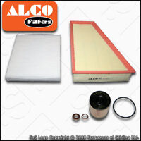 SERVICE KIT for FORD S-MAX 2.0 TDCI ALCO OIL AIR CABIN FILTERS (2006-2014)
