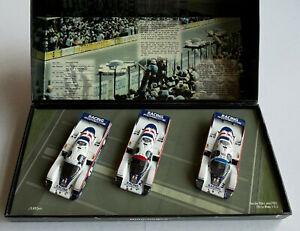 HPI hpi-racing 1/43 - Porsche 956 L 1982 - Le Mans 24h #1 + #2 + #3