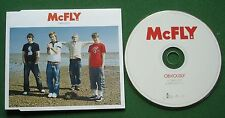 McFly Obviously / Get Over You CD1 CD Single