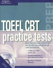 TOEFL CBT Practice Tests wCD 2002 (Boost You Test Scores!)-ExLibrary