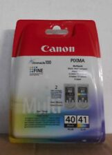 Canon PG-40 black  CL-41 color MultiPack Tinten iP1200 1300 1600 0615B043AA