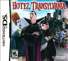 Hotel Transylvania (Nintendo DS) Lite Dsi xl 2ds 3ds xl