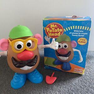 Vitange 1999 Mr Potato Head Figure Complete In Box Hasbro Playskool Classic