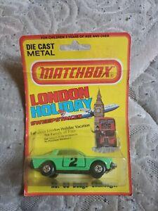 1980 Matchbox No. 63 Dodge Challenger