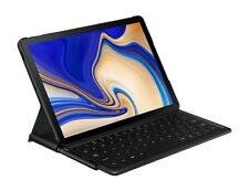 GENUINE Original Samsung Galaxy Tab S4 10.5 Keyboard Book Cover Standing Case