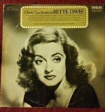 BETTE DAVIS Classic Film Scores LP record **NM-MT**