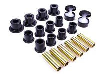 Energy Suspension 4.2154G Rear Leaf Spring Bushing Set fit Ford Ranger