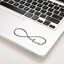"Love Infinity Vinyl Decal Sticker Skin for Macbook Laptop Pro Air 13"" 15"" AB XC"