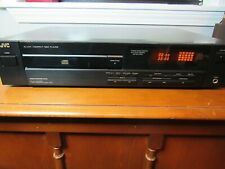 Jvc Single Compact Disc Player Xl-V211Bk (works great)