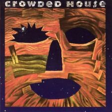 New: CROWDED HOUSE-Wood Face CASSETTE