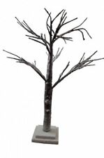 Gisela Graham Christmas Table Decoration - Snowy Twig Tree - Home Accessory.