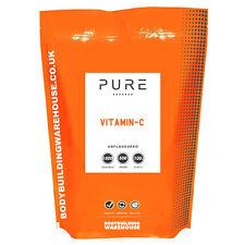 Vitamine C Poudre - 100% Pure Qualité Pharmaceutique Acide Ascorbique (1kg)