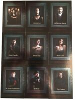 Penny Dreadful Season 1 Foil Parallel Chase Insert Set Character C1-C9 9 Cards