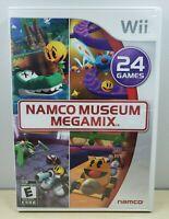 Namco Museum Megamix - Nintendo Wii, 2010 - Complete